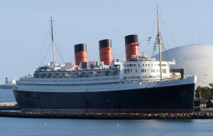 RMS Queen Mary, Long Beach, CA