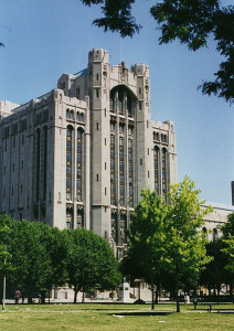 Masonic Temple, Detroit, MI