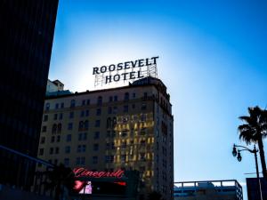 Roosevelt Hotel, Los Angeles, CA