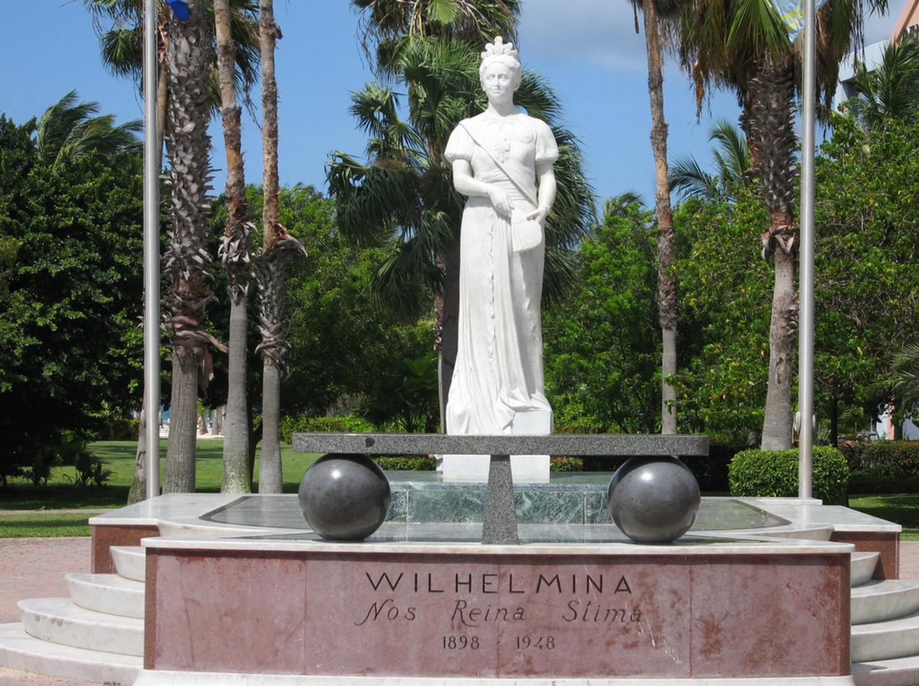 Wilhelmina Park, Aruba